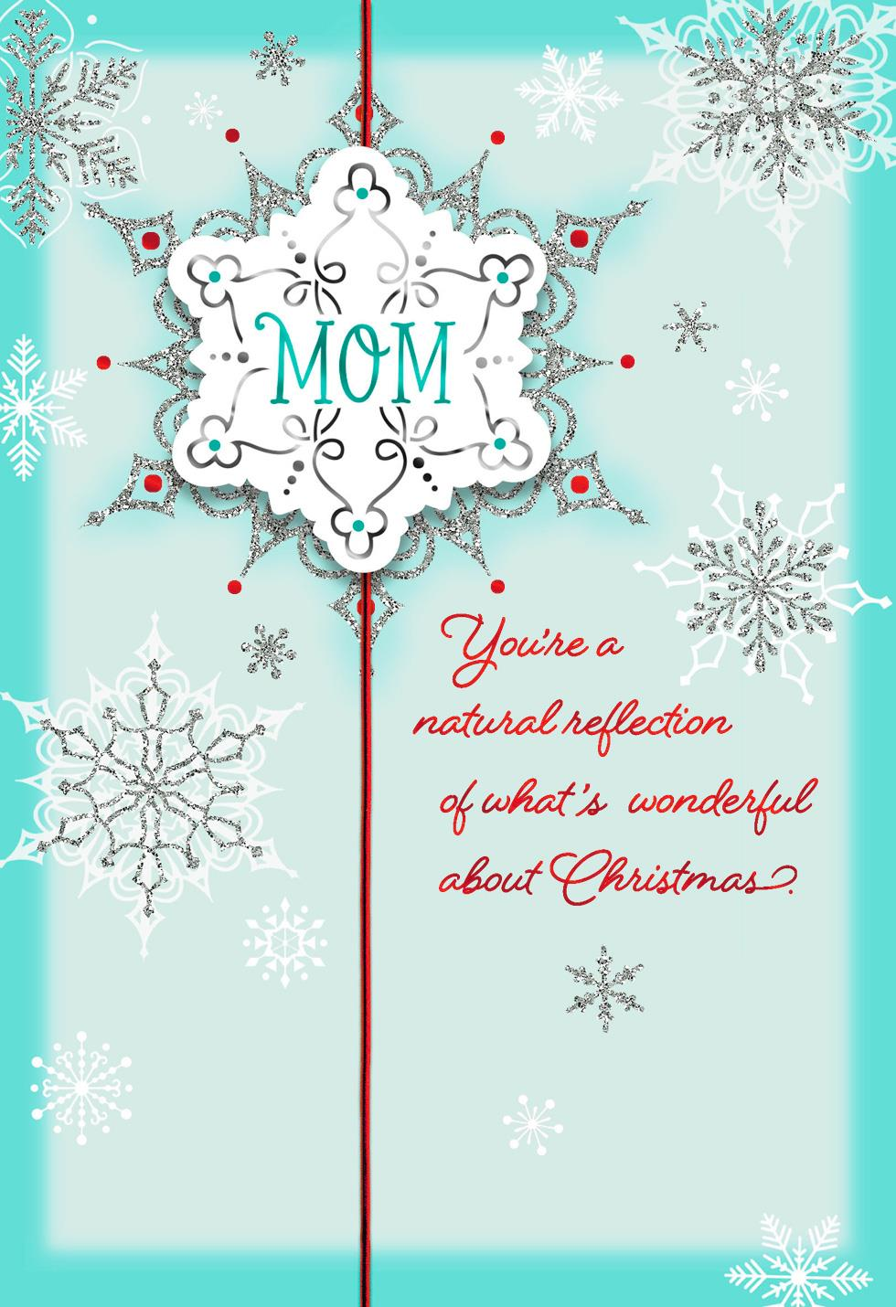 Christmas Cards To Mom Christmas Cards Ideas
