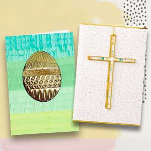 Share a beautiful Easter with Signature cards.