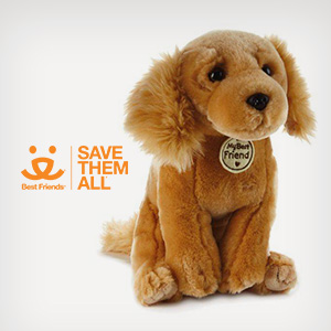 Give them a new best friend with plush pets.