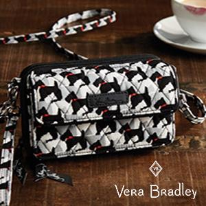Make every day beautiful with Vera Bradley.