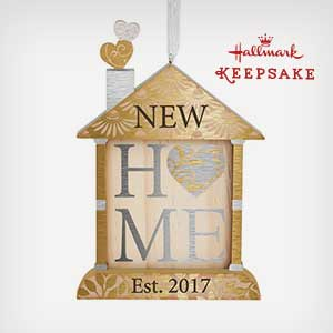 Keepsake Celebrations ornaments—for all your favorite moments.