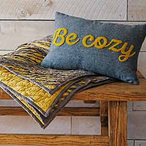 Hallmark Home on-trend decor for any space.