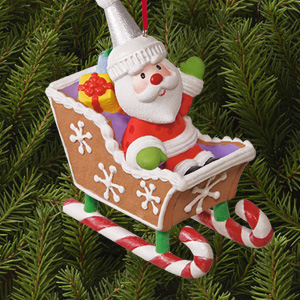 Celebrate Gingerbread House Day on Dec. 12.